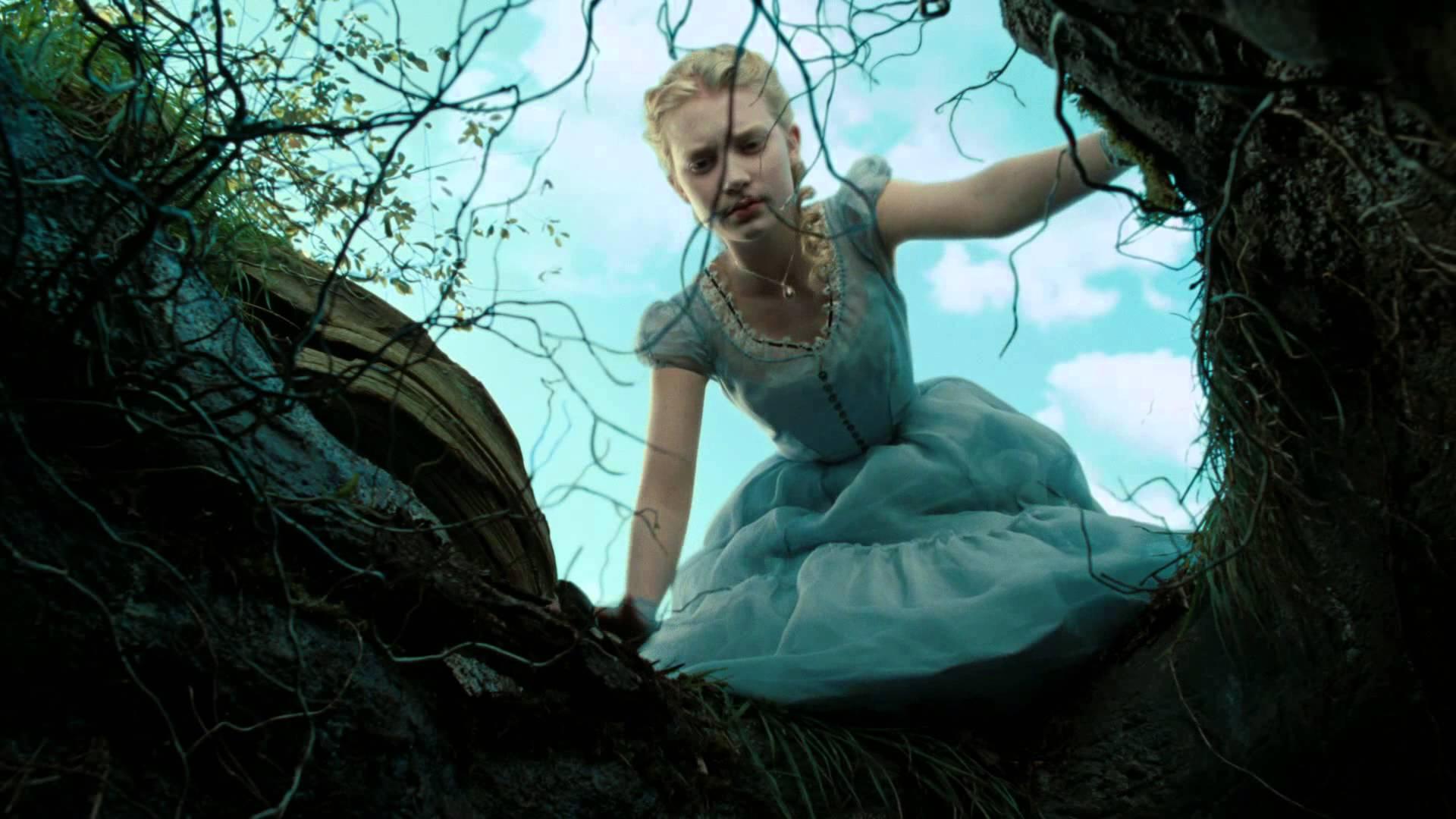 Алиса в стране чудес на новый лад
