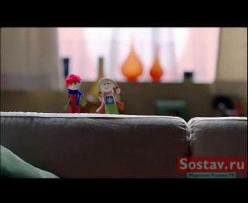 «Давай дружить!». Кадр из видеоролика МТС